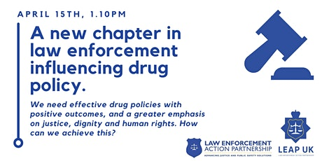 A new chapter in law enforcement influencing drug policy tickets