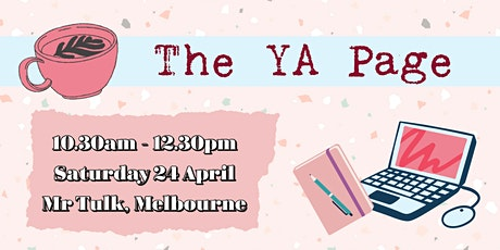Writing & Brunch | The YA Page tickets