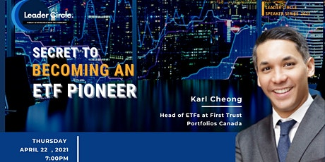 Secret to  Becoming an ETF Pioneer tickets