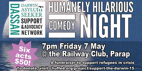 Humanely Hilarious Comedy Night tickets