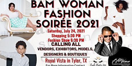 BAM Fashion Soirée tickets