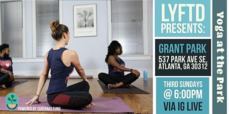 Lyftd Presents: Yoga in the Park tickets