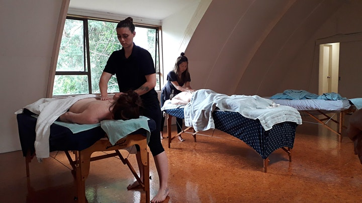 Enrolment 2022  Webinar - Study Massage at Wellpark College image