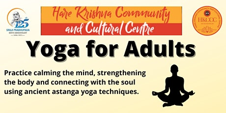Yoga for Adults tickets