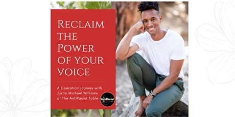 Conversations: Workshop of self-discovery with Justin Michael Williams tickets