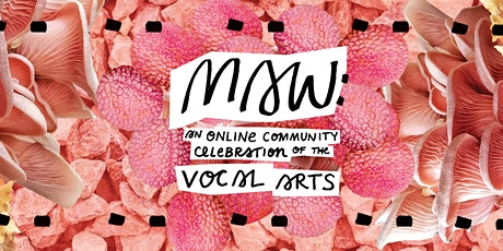 MAW: A Community Celebration of the Vocal Arts - PART ONE tickets