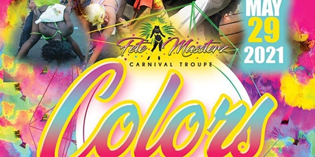 Fete Massterz Colors Jouvert Package tickets