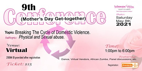 2021 Women of Vision Conference (Mother's Day Get Together) tickets