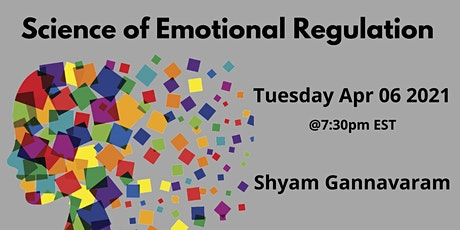 The Science of Emotional Regulation - An Introductory session tickets