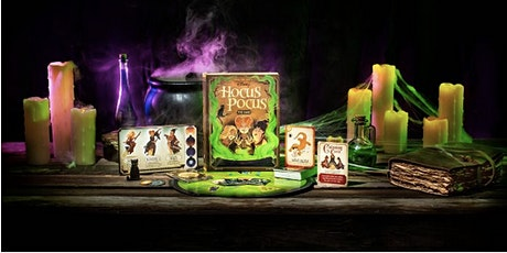 Learn to Play Hocus Pocus tickets