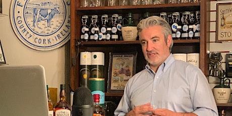 Irish Whiskey Tasting & Dinner tickets
