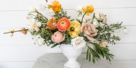 Mother's Day Floral Workshop tickets