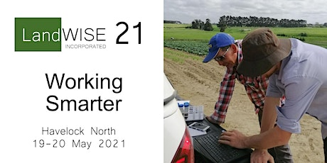 LandWISE 21: Working Smarter tickets