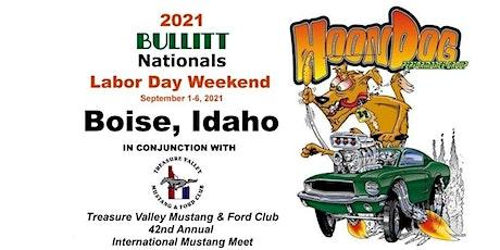2021 HoonDog Bullitt Nationals tickets