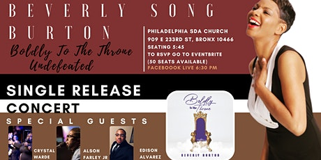 "An evening of Original Worship ""Boldly to the Throne"" LIVE tickets"