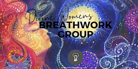 Divine Women's Breathwork Group tickets