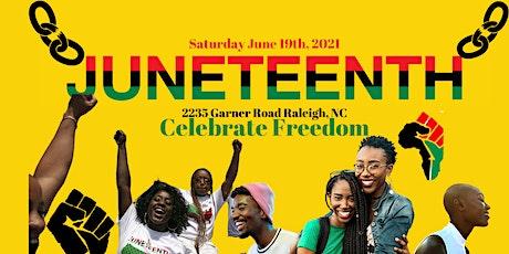 Raleigh Juneteenth Festival tickets