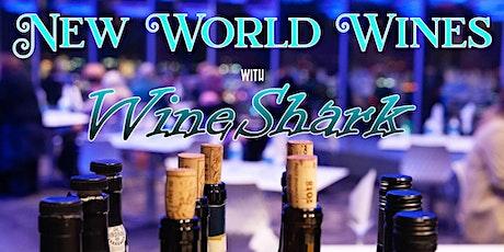 WineShark at Reunion Tower: New World Wines tickets