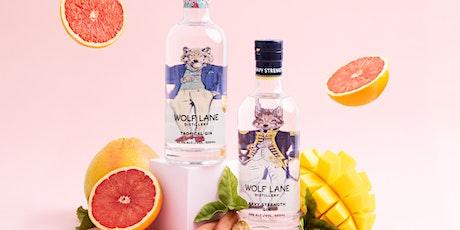 Wolf Lane Distillery Online Masterclass tickets