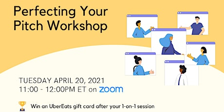 Perfecting Your Pitch Workshop (Session 2) tickets