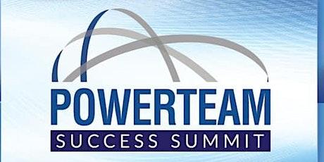 Poweteam  Success Summit Dallas tickets