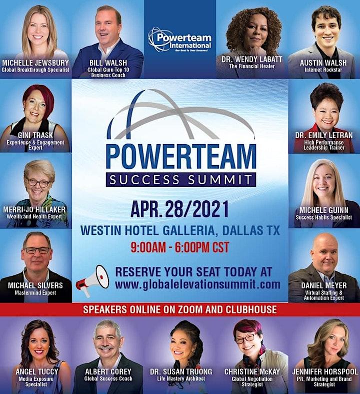 Poweteam  Success Summit Dallas image