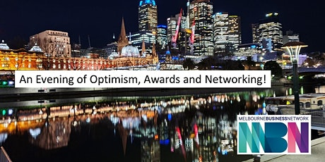 Melbourne Business Network - Optimism, Awards and Networking tickets