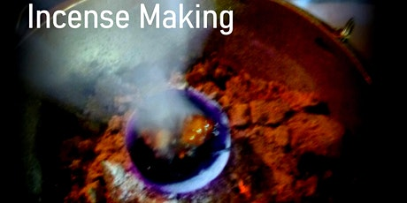 Sacred Scents - Incense Making tickets