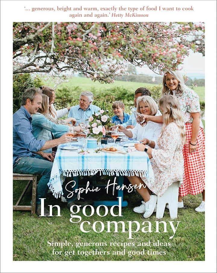 In Good Company Book Launch & Lunch image