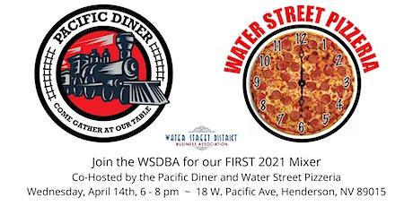 WSDBA April 2021 Networking Mixer tickets