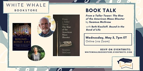 """Book Talk: """"From a Taller Tower"""" by Seamus McGraw (w/ Beth Kissileff) tickets"""