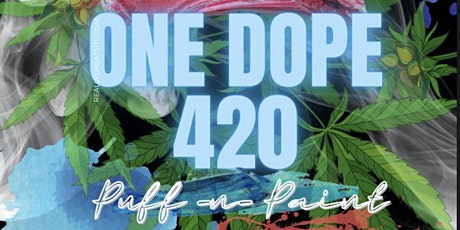 One Dope  Puff & Paint tickets