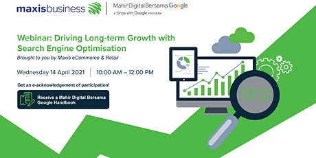 Webinar: Driving Long-term Growth with Search Engine Optimisation billets