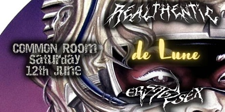 Mid Winter Metal Madness w/ REALTHENTIC And Special Guests tickets