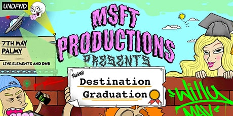 DESTINATION GRADUATION tickets