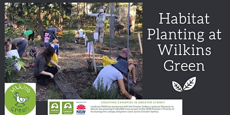Wilkins Green Habitat Planting - Stage 1 tickets