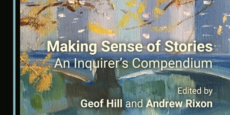Making Sense of Stories - Book Launches! tickets
