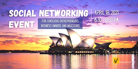 Social Networking Event for Conscious Entrepreneurs tickets