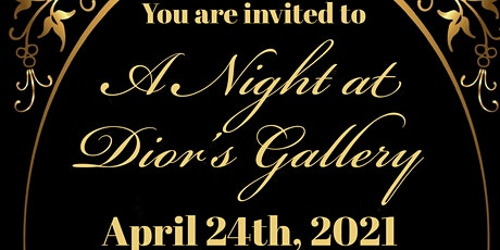 A Night at Dior's Gallery: Our Grand Opening Event tickets