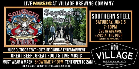 Southern Steel @ Village Brewing Company tickets