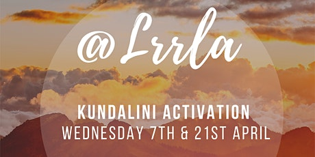 Kundalini Activation tickets