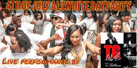 4TH of JULY All White Day Party tickets