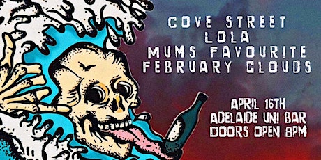 Cove Street tickets
