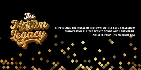 The Motown Legacy tickets