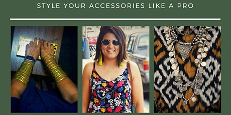 Styling with Accessories  - style your accessories like a pro tickets