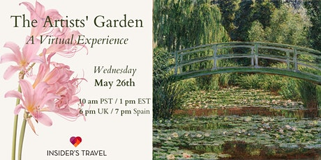 The Artists' Garden tickets