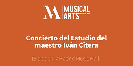 ALUMNOS DE MUSICAL ARTS MADRID entradas