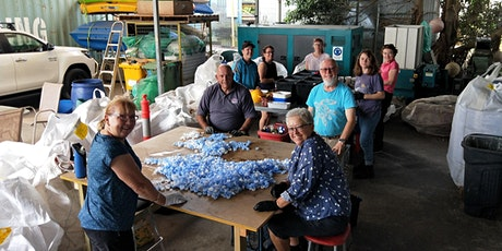 Volunteer Opportunity - Bottle Cap Processing tickets