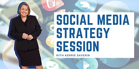 Social Media Strategy Session tickets