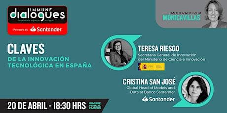 Claves de la Innovación tecnológica en España entradas